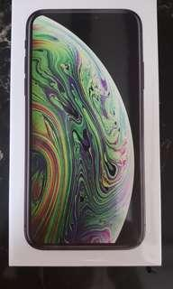 Iphone XS 256GB (Spare grey) brand New