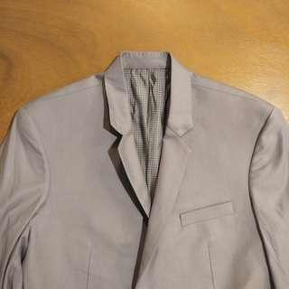 Suit It Up Manila Tailored Gray Suit Jacket