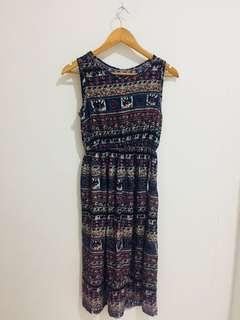 Dress from Malaysia