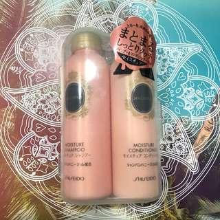 Ma Cherie moisture shampoo (50ml) and conditioner (50ml) set