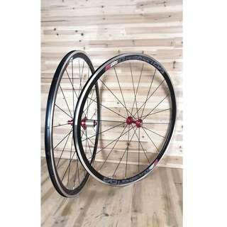 (New Arrival!) Professional Custom Hand Built  FASTace RA203/206  Loud sound/Smooth Wheel set with FASTace  30mm 700C Rims  # Road Bike wheel set #