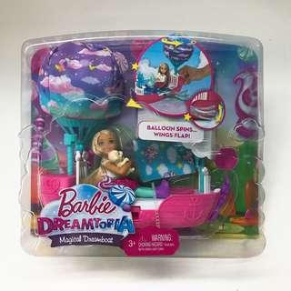 🈹玩具大特賣🈹Mattel Barbie Dreamtopia Magical Dreamboat
