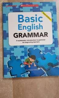 Basic Englisg Grammar for Lower Pri