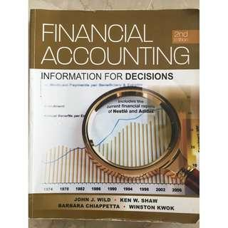 ACC1002 Financial Accounting