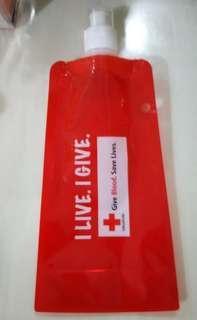 #Giveaway free BN water bottle