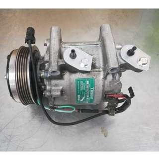 HONDA CITY 09' A/C COMPRESSOR
