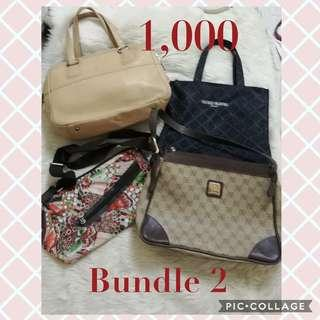 SALE!! BUNDLE #2 for only 1,000