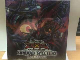 Yugioh shadow specters sealed box