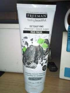 (JUAL RUGI) NEW! FREEMAN MUD MASK
