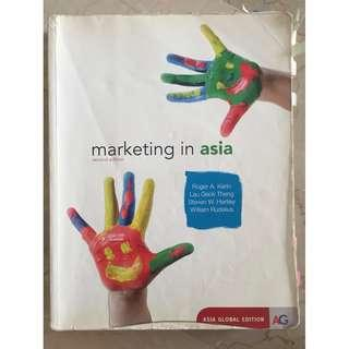 MKT1003 Marketing in Asia 2nd edition