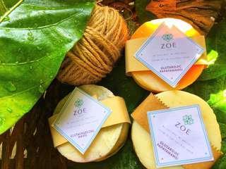 Zoeganics natural soap