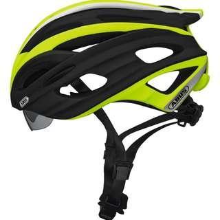 ABUS Helmet In-Vizz Race Green