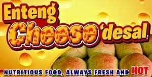 Bakery Business, Enteng Cheesedesal