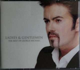(包本地平郵)The Best of George Michael Ladies & Gentlemen 2CD