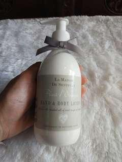 Marks & Spencer. Hand & body lotion. 300ml