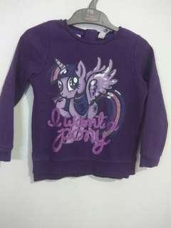 H&M sweater my little pony