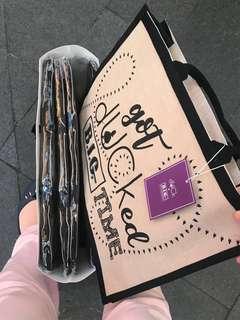 Duck x Big grocery bag