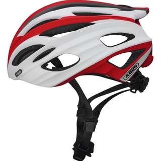 ABUS Helmet In-Vizz Race Red