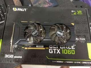 Palit GTX 1060 3GB GDDR5 Dual Fan