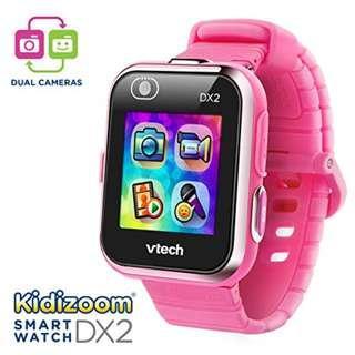 VTech Kidizoom Smartwatch DX2 (Pink/Purple/Blue)