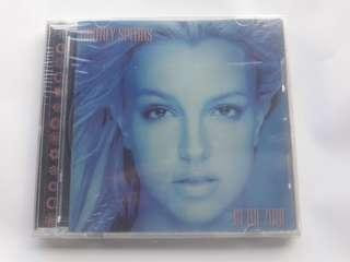 Britney Spears In The Zone CD Album