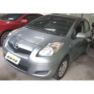 2011 豐田 YARIS 1.5 優質代步小車 可全貸超貸