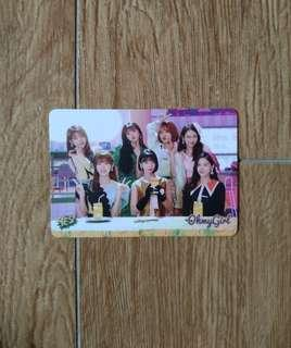OH MY GIRL YES! Card