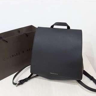 Charles & Keith Bacpack Authentic (Sisa 1 Unit Masing2 Warna)