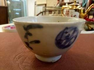 Authentic tea cup