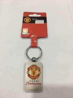 MUFC Official Merchandise - Keyring 19 Times Champion