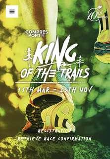 King of the trails