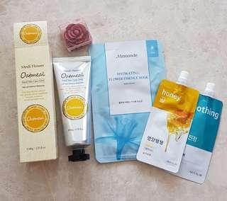 Lot of 5 Korea Beauty Products
