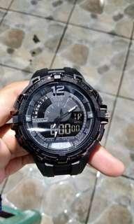 Jam D-Ziner Double Time Original Watch