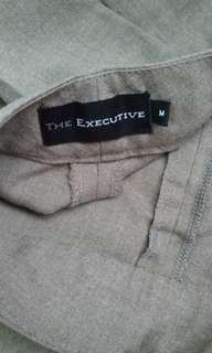Celana Panjang Executive Coklat