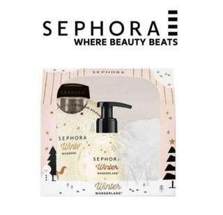 BN Sephora Winter Wonderland Set