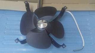 全新開敞式抽氣扇 (250mm) 100% new 250mm ventilating fan