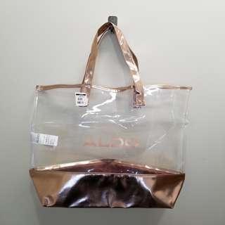 ALDO See-through Shopper Tote Bag 購物袋