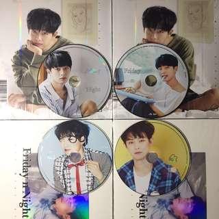 [WTS] Jin Longguo Friday n Night Unsealed Album