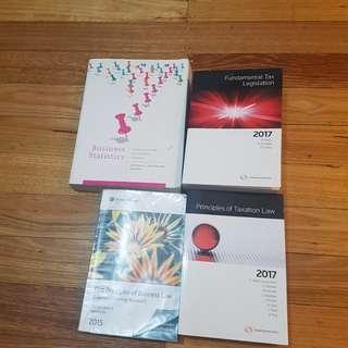 University finance books