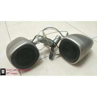 Satellite Speaker 02