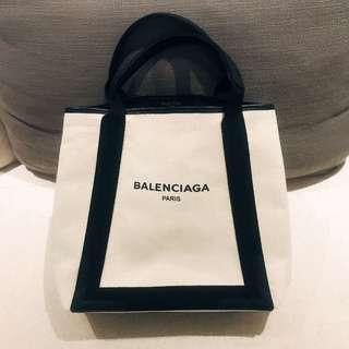 Balenciaga巴黎世家 帆布包
