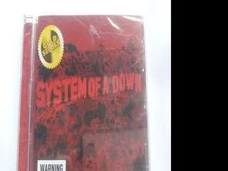 System of a Down Toxicity CD Album