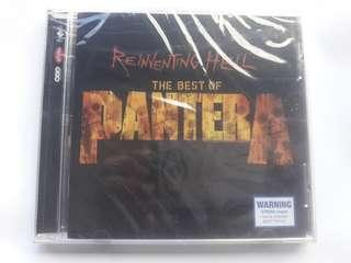 Best of Pantera Reinventing the Hell CD Album