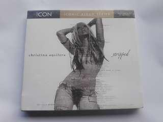 Christina Aguilera Stripped CD Album