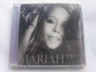 Mariah Carey The Ballads CD Album