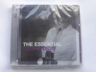 Celine Dion The Essential Best of CD Album 2 CDs