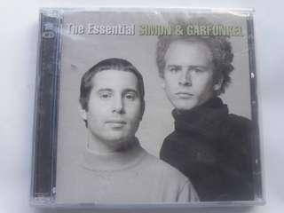 Simon and Garfunkel Essential Best of CD Album 2 CD