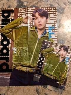 BTS x Billboard Magazine J-HOPE cover & poster
