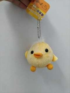 🚚 全新小黃雞娃娃吊飾