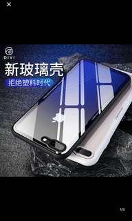 iPhone 8 Plus Cover ( Black )